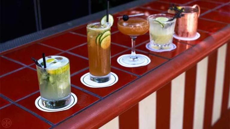 Bar Marmont cocktails