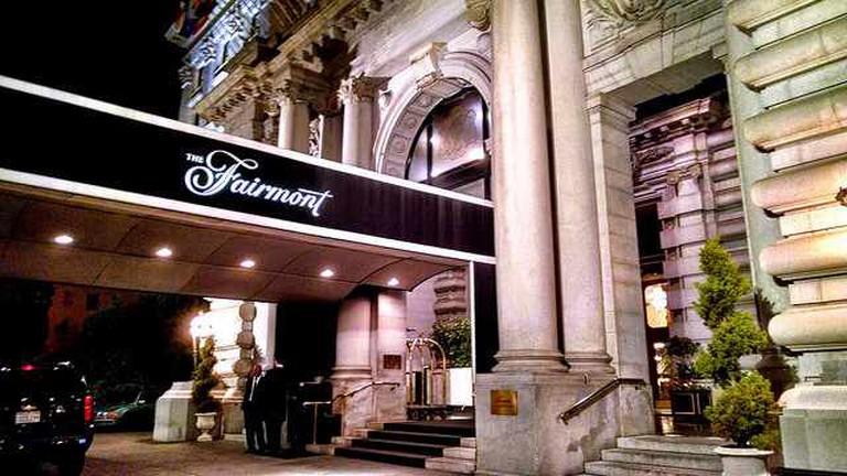 The Fairmont San Francisco Hotel