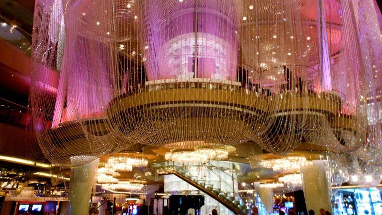 The Chandelier, The Cosmopolitan of Las Vegas, Las Vegas