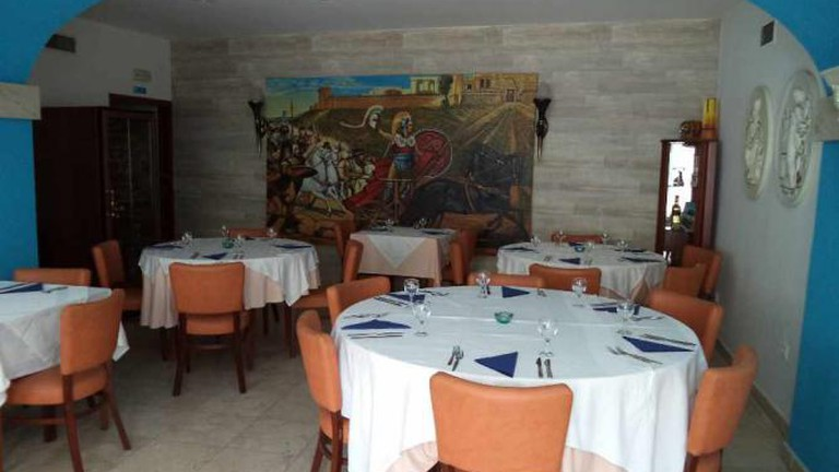 Restaurante Ilhas Gregas, Lisboa