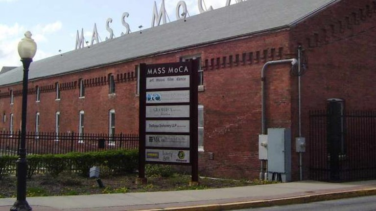 MASS MoCA holds multiple different kinds of performance a year