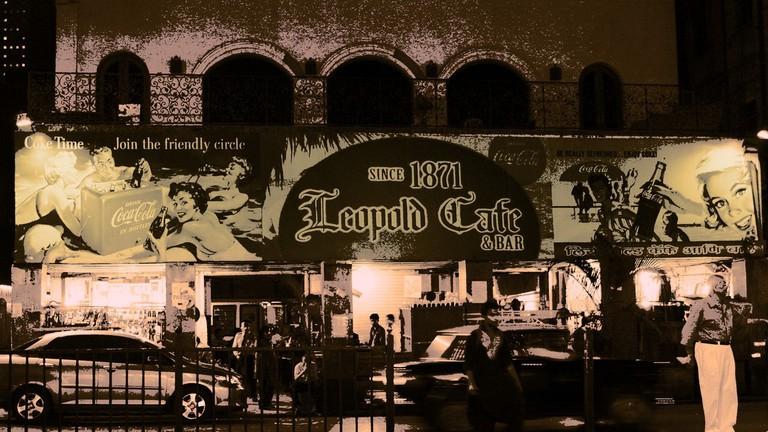 Leopold Cafe, Colaba Causeway