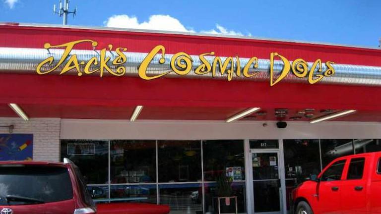 Jack's Cosmic Dogs, Charleston