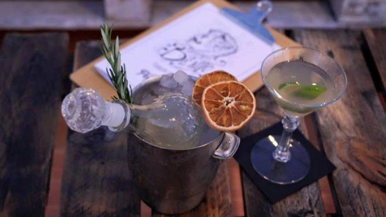 BENITO ROOF Cocktail Bar, Las Palmas de Gran Canaria