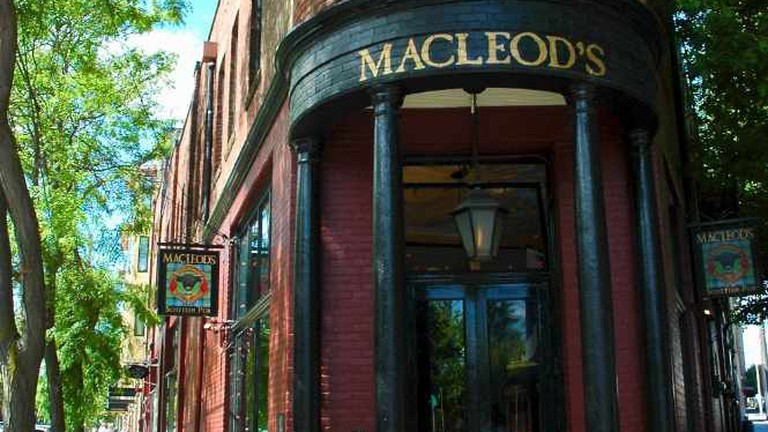 Macleod's in Ballard