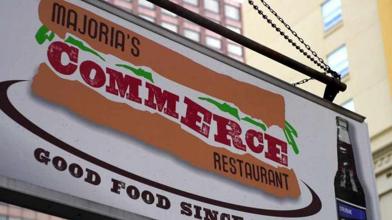Majoria's Commerce Restaurant