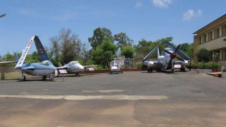 Naval Aviation Museum Planes