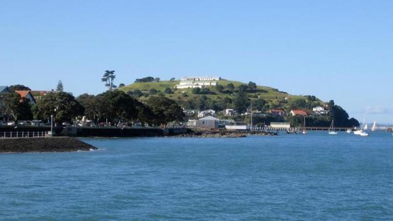 View of Torpedo Bay