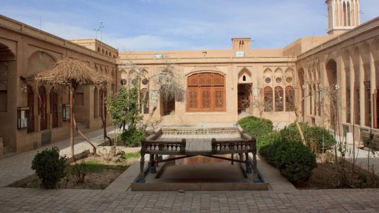 Qajar Era House Interior