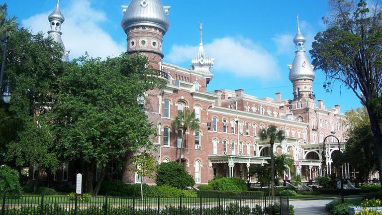 Old Tampa Bay Hotel