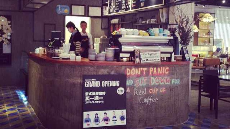 Seesaw Café