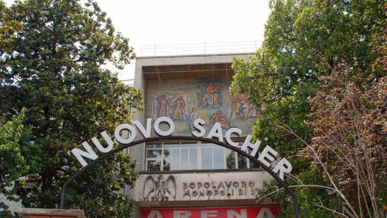 Rome's Nuovo Sacher Cinema