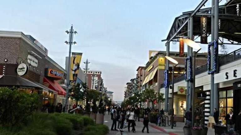 Main Street at the Mall