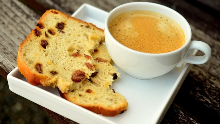 Coffee and Snack