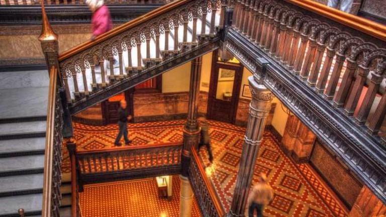 On the Move, Hilton Garden Inn Milwaukee Downtown