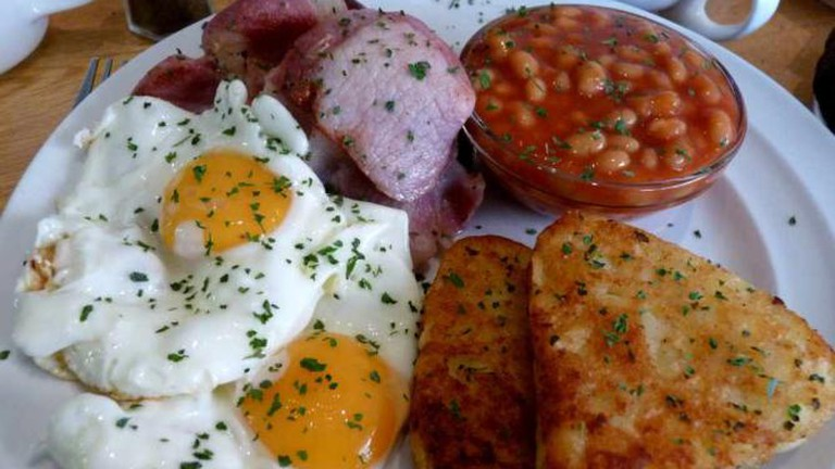 Irish breakfast – Cafespresso, Cork