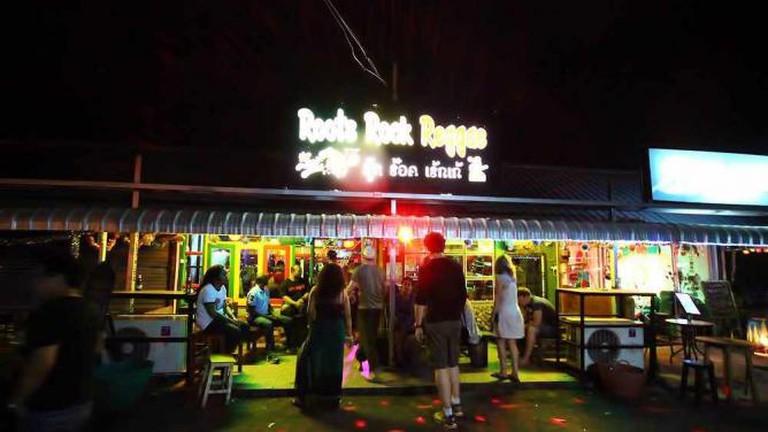 Roots Rock Reggea Bar