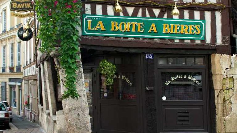 La Boîte à Bières