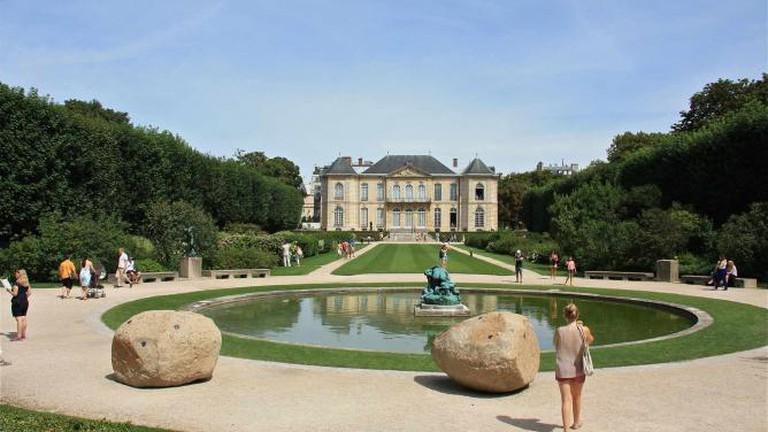 Rodin Museum Sculpture Garden