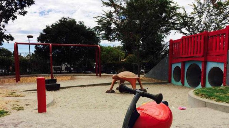 Tot Play Structure