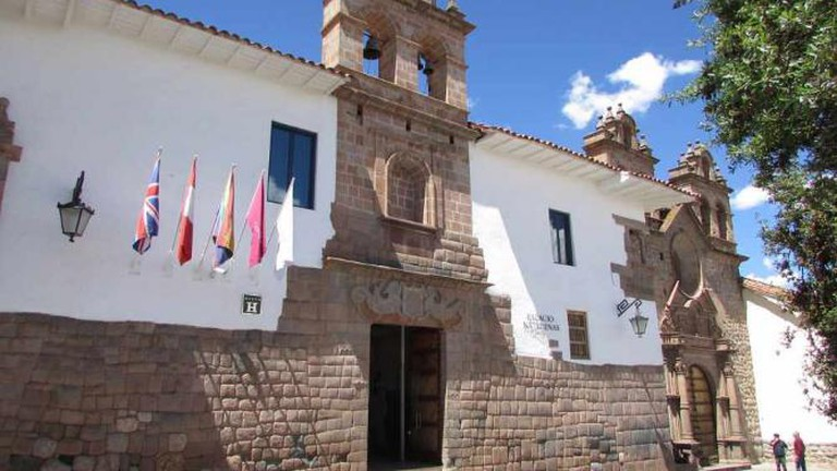 Museum of Pre-Columbian Art (exterior)