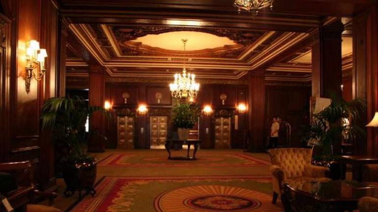 Boston 11062006 038, Omni Park House Hotel