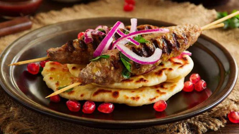 Kebab of Lamb