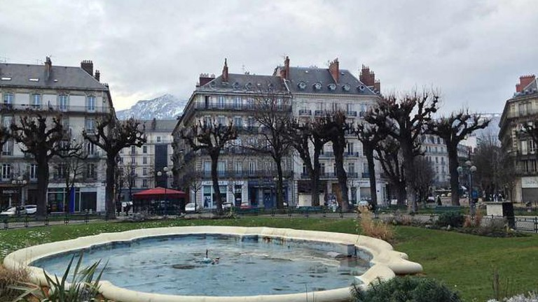 Place Victor Hugo, Grenoble