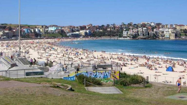 The Iconic Bondi Beach