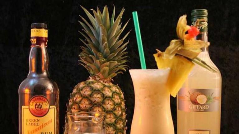 Aloha Bar, Liverpool