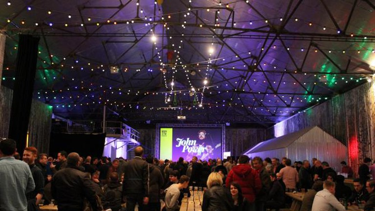 The Anfield Wrap Awards at Camp and Furnace