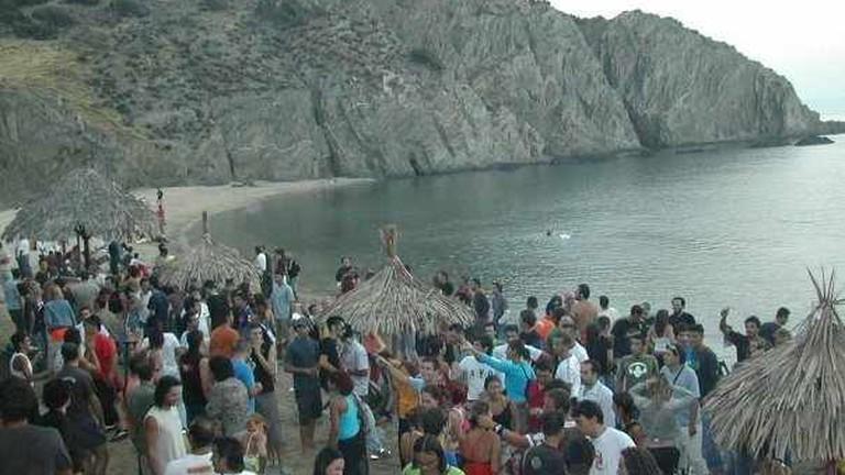 Goa crowds