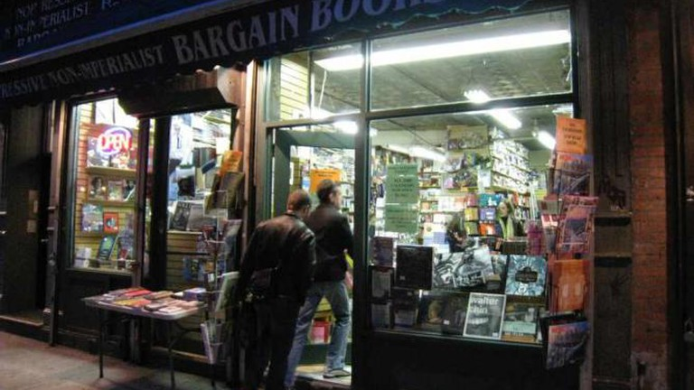 Unoppressive Non-Imperialist Bargain Books with Two Guys Going In