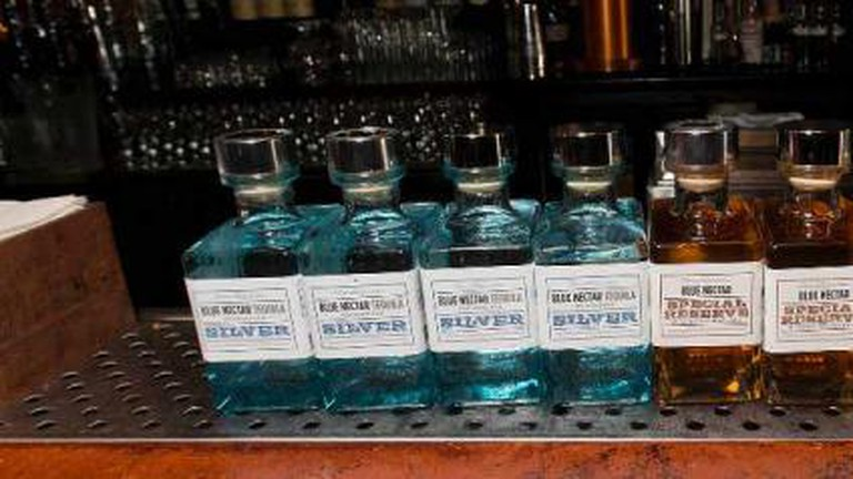Blue Nectar Tequila, Sugar House, Detroit