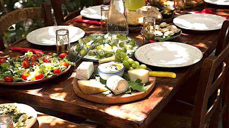 Light lunch