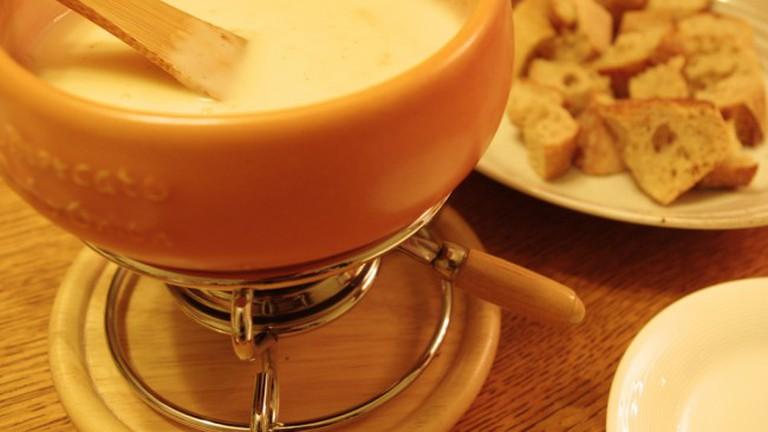 Cheese Fondu