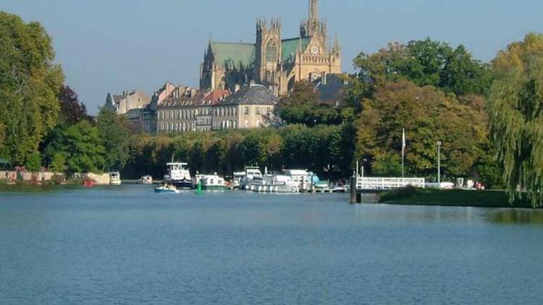 Plan d'Eau du Saulcy, Metz