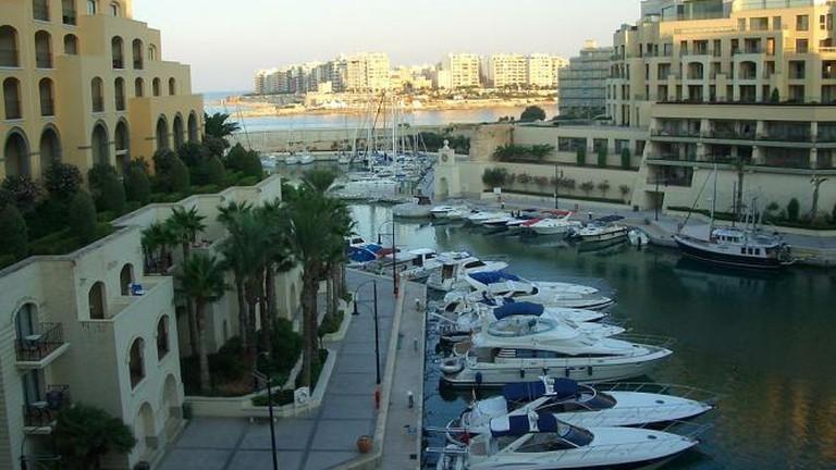 Marina at Portomaso, Malta