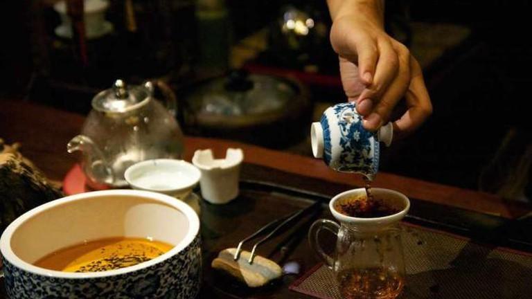 La cérémonie du thé - 一茶一世界