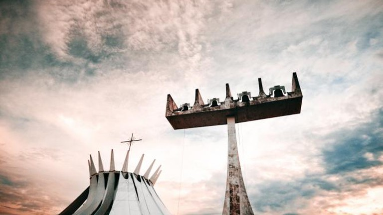 Brasília's Cathedral