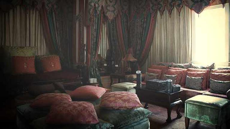 Moroccan Room at Casa Casuarina