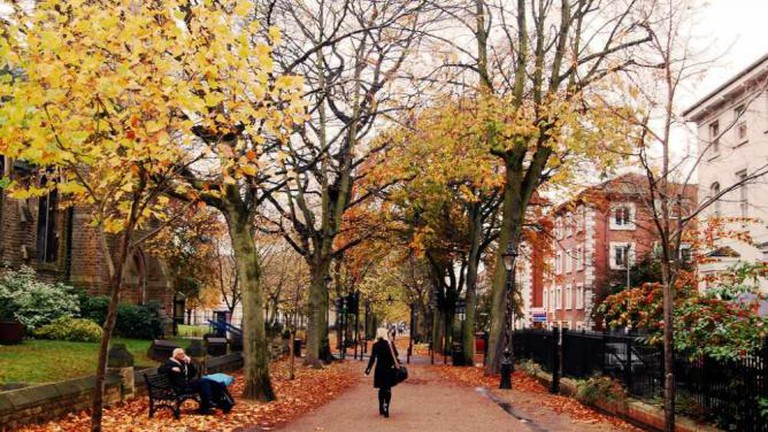 New Walk, Leicester