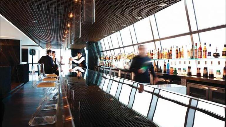 Ray's Bar at Jumeirah Etihad Towers