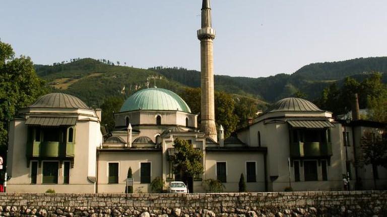 Emperor's Mosque