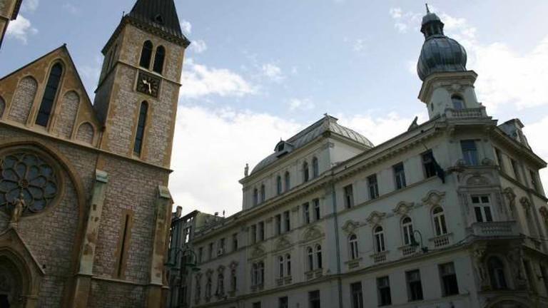 Sarajevo architecture