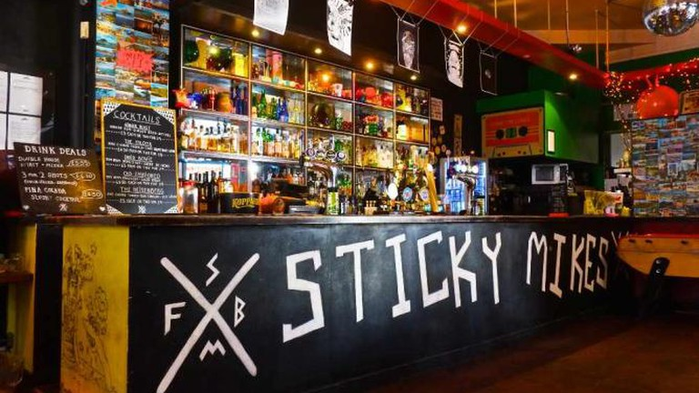 Sticky Mike's Frog Bar