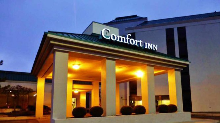 Comfort Inn at Miami Valley Centre Mall