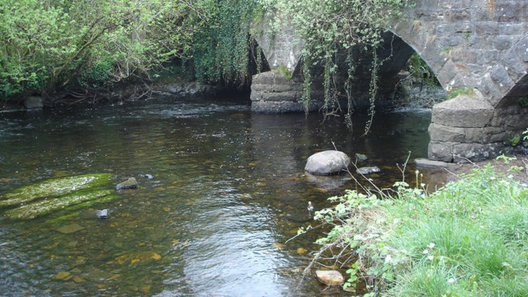 River Eske, Donegal