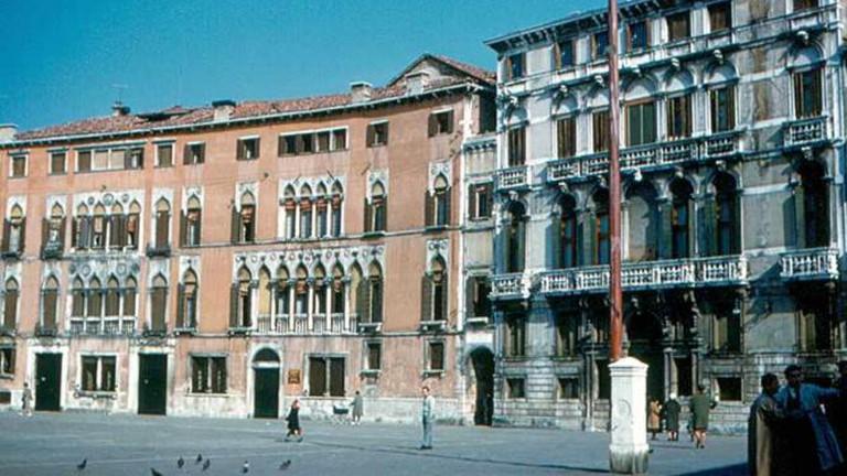 Venice, Campo San Polo