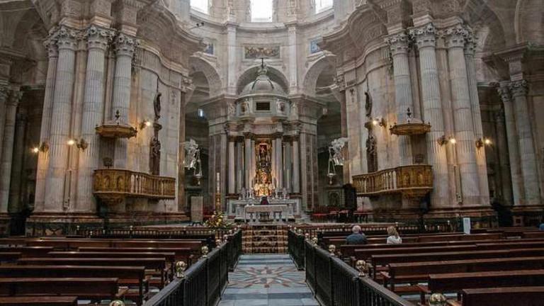 Altar of Cadiz Cathedral